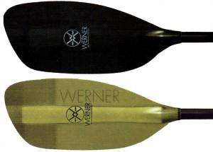 Весло Werner Sherpa - 21 500р.