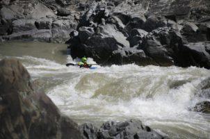 река чуя порог турбина обучение каякингу на алтае