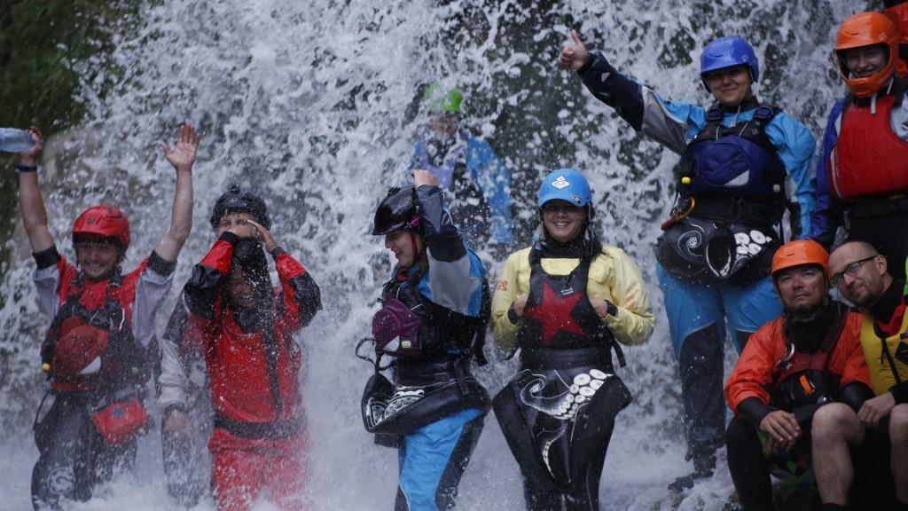 kamishlinskiy vodopad