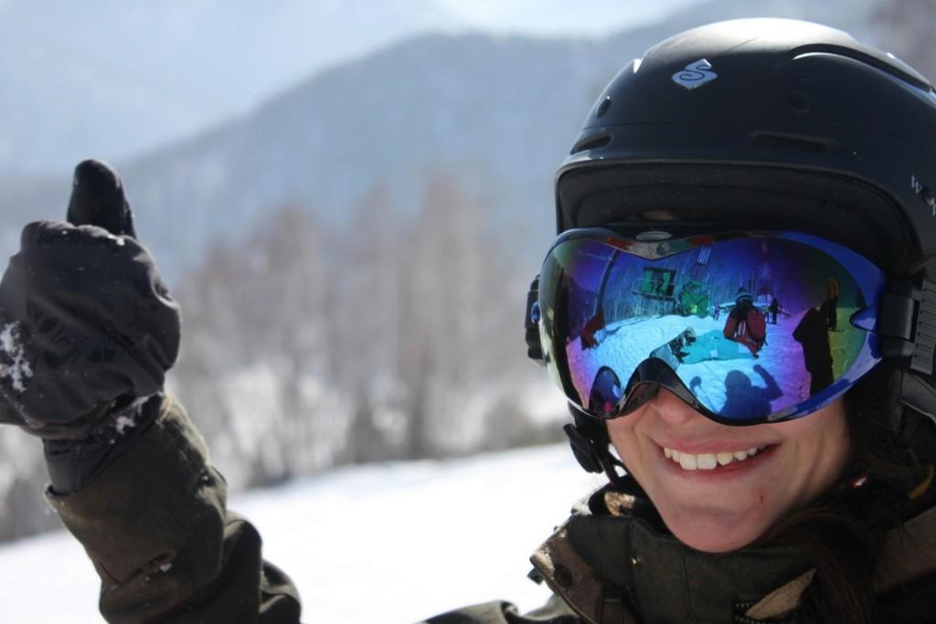школа сноуборда и горных лыж Маша лубягина