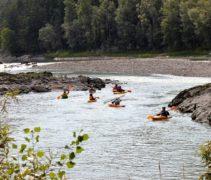 обучение каякингу нижняя катунь