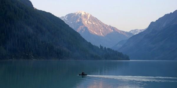 кучерлинской озеро на алтае