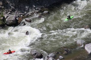 река Урсул, порог «Селевой»