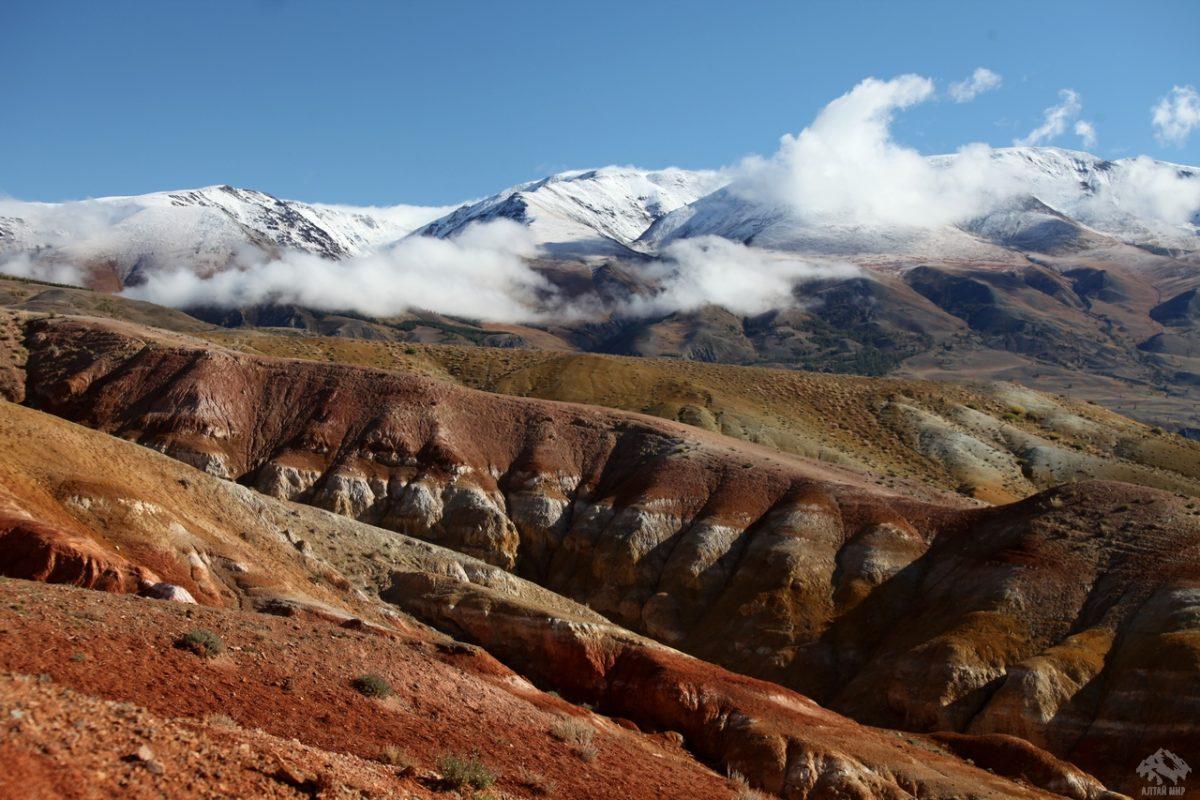 кусочек планеты Марс на Алтае