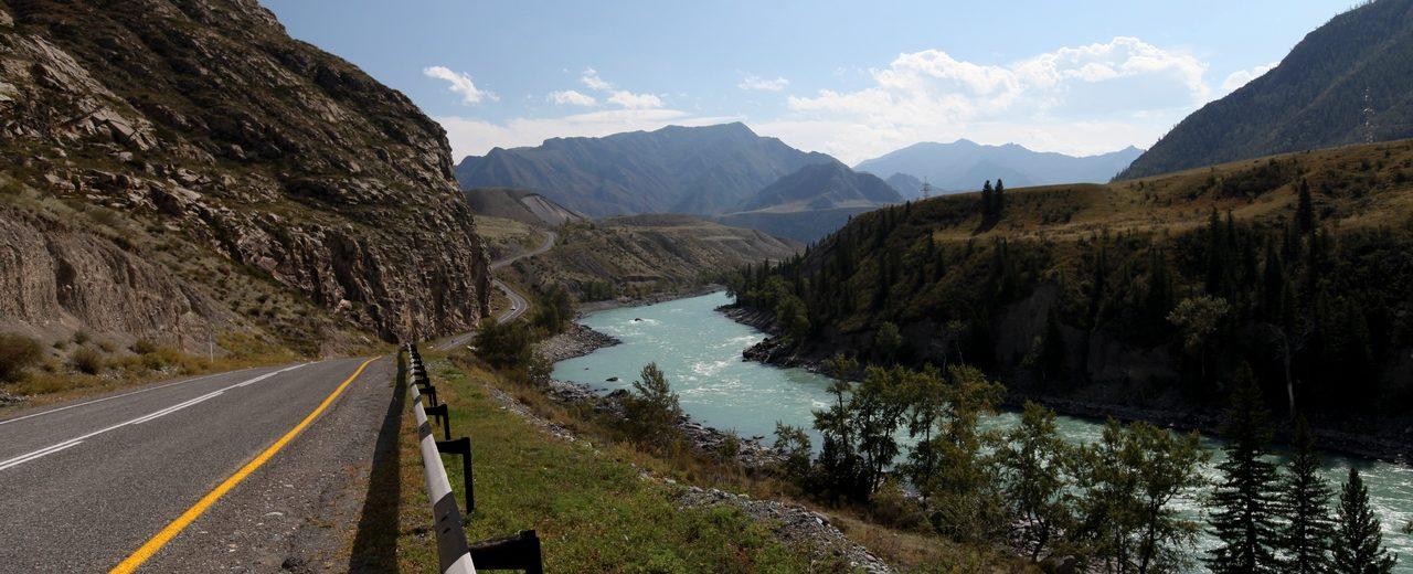 Чуйский тракт, одна из красивейших дорог мира
