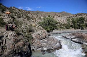 река Чуя. порог Турбина