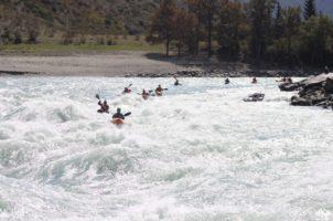река Катунь, порог Ильгумень