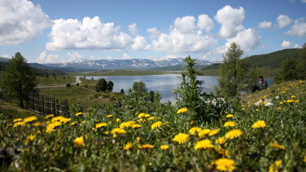 улаганские озера горный алтай