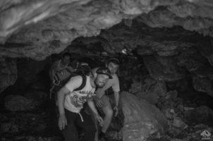 тавдинские пещеры.