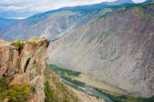 Над долиной Чулышмана_туры на Алтай