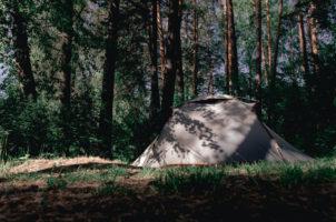 палатки отдых алтай